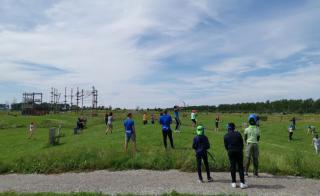 Archery bij Klimpark21