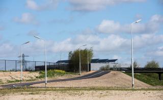 Verbinding PARK21 met Sportcomplex Koning Willem Alexander